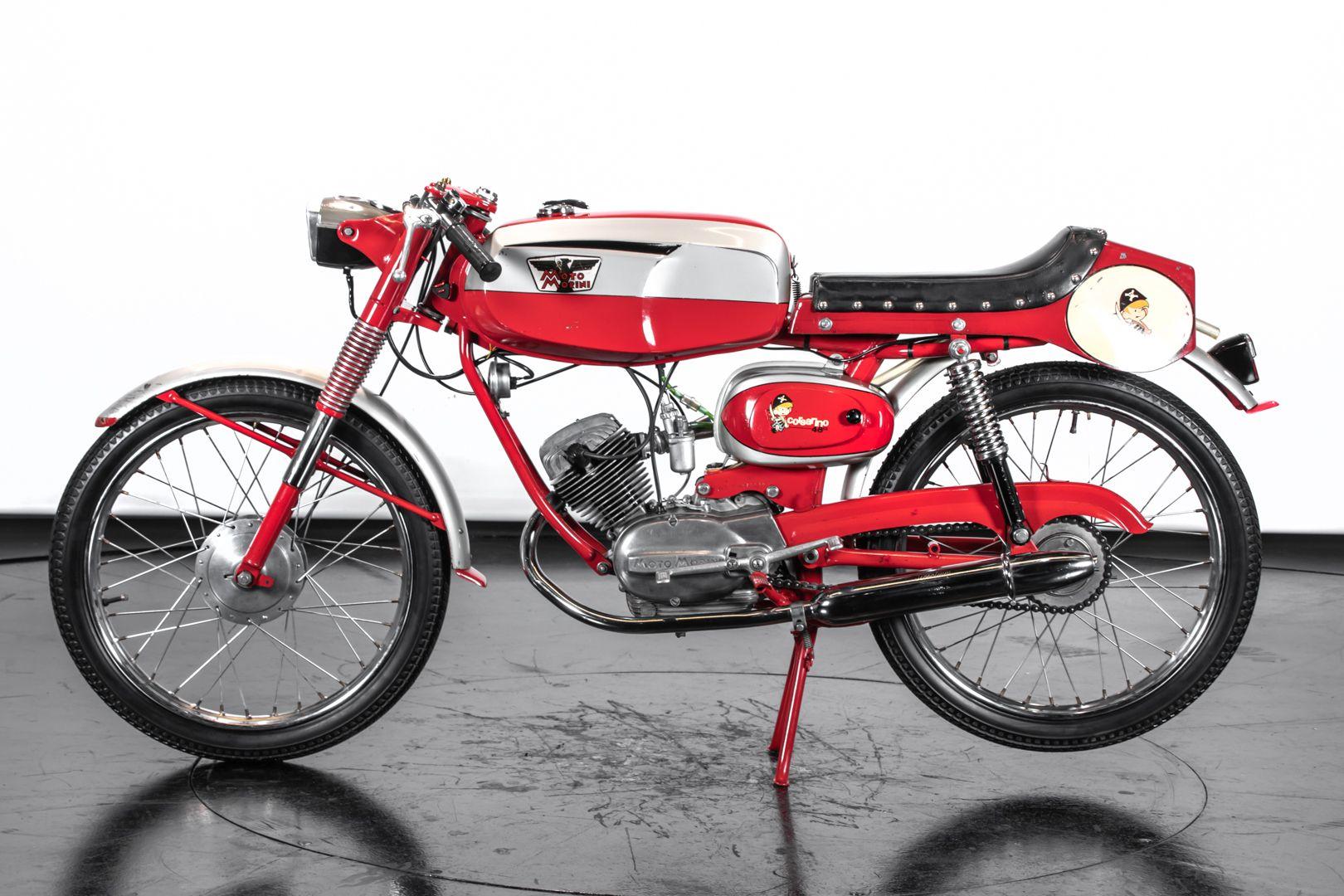 1965 Moto Morini Corsarino Z 77564