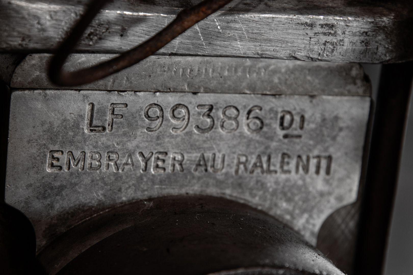1940 Motosacoche 250 38135