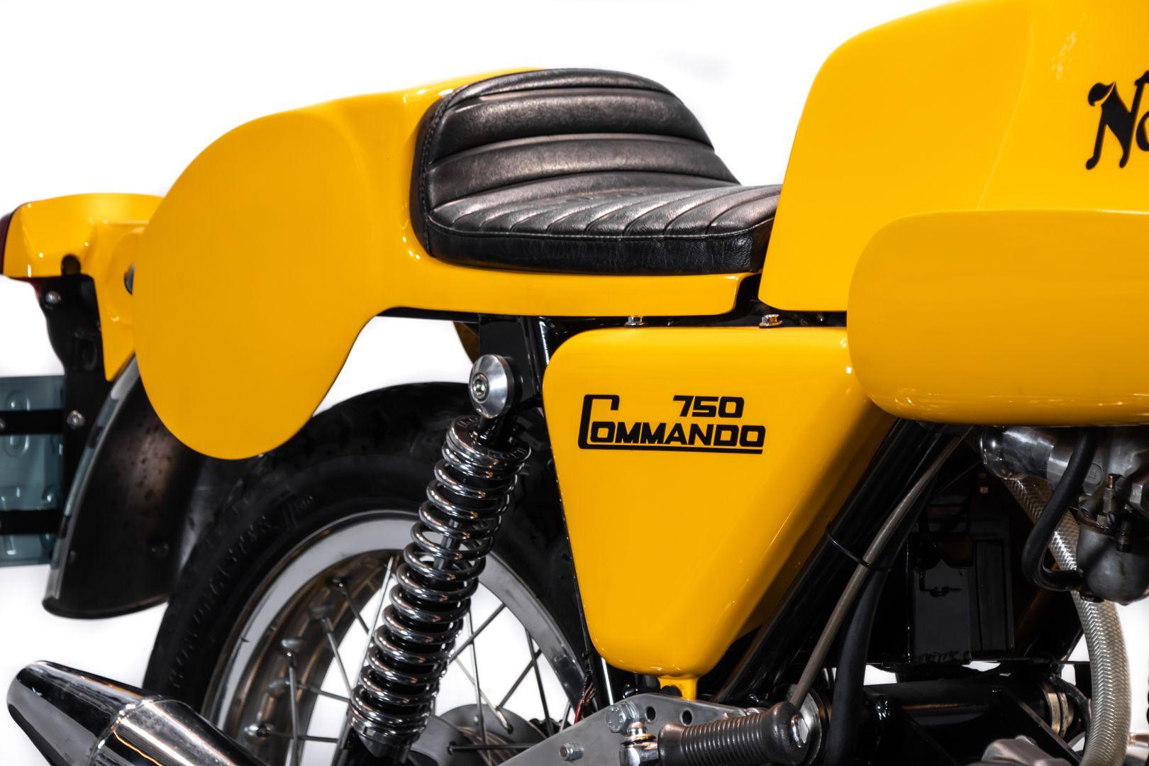1971 Norton Commando 750 PR 72924