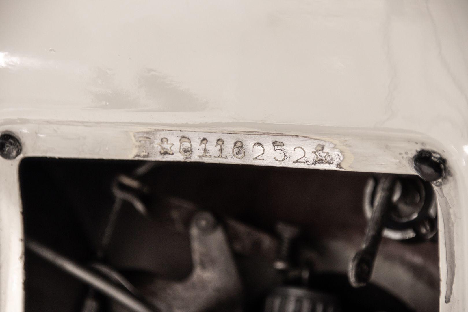 1957 Piaggio Vespa 125 Faro Basso '57 68792