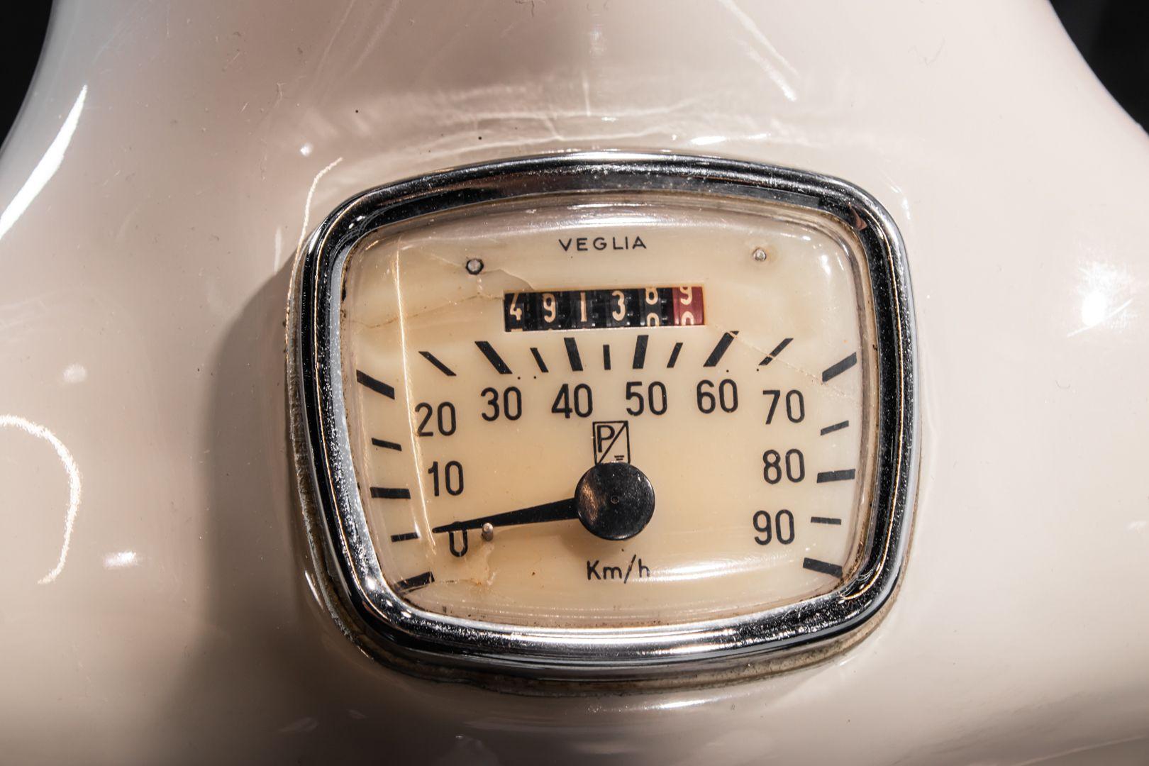 1958 Piaggio Vespa 125 72291