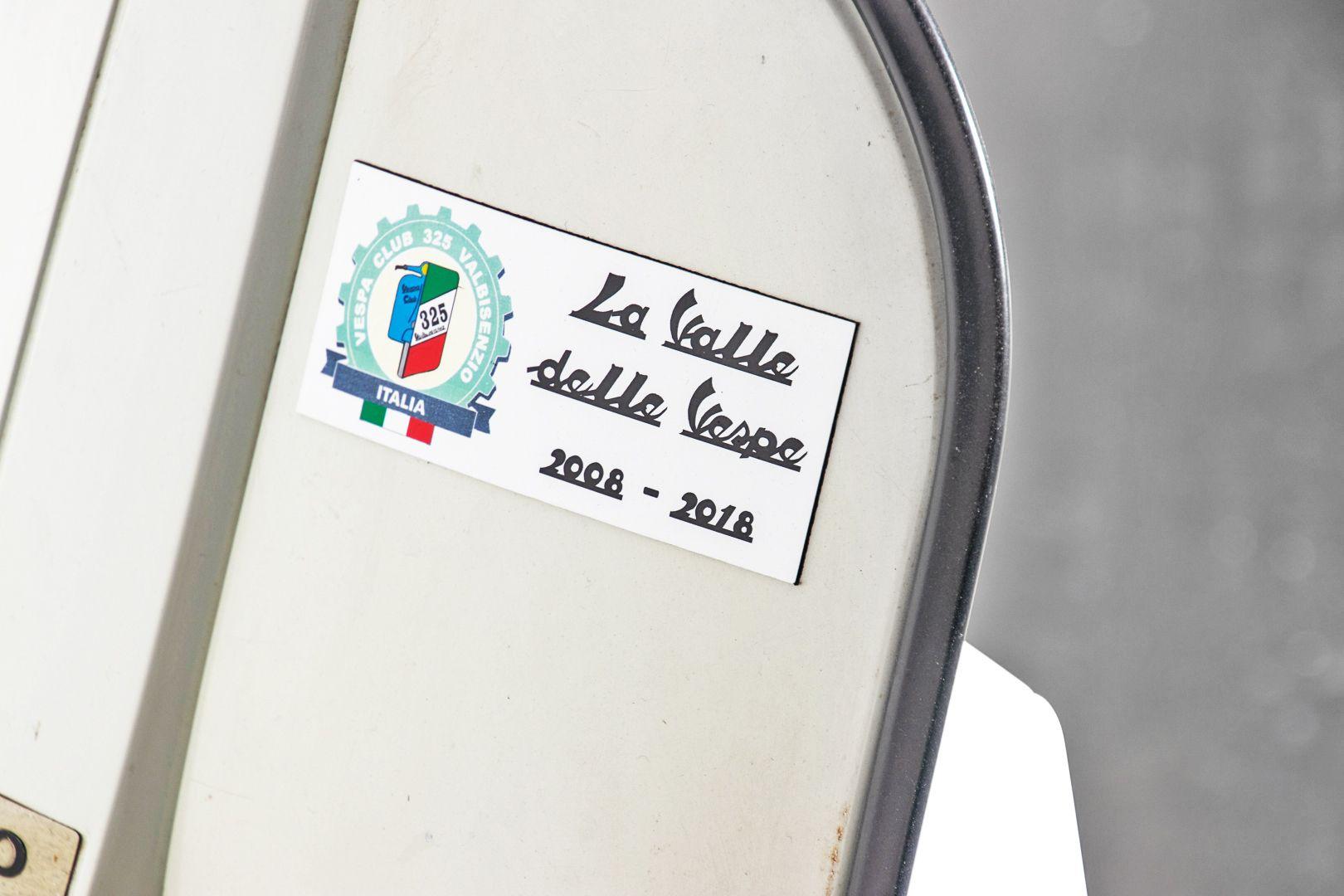 1984 Piaggio Vespa PK 125S Elestart 37943