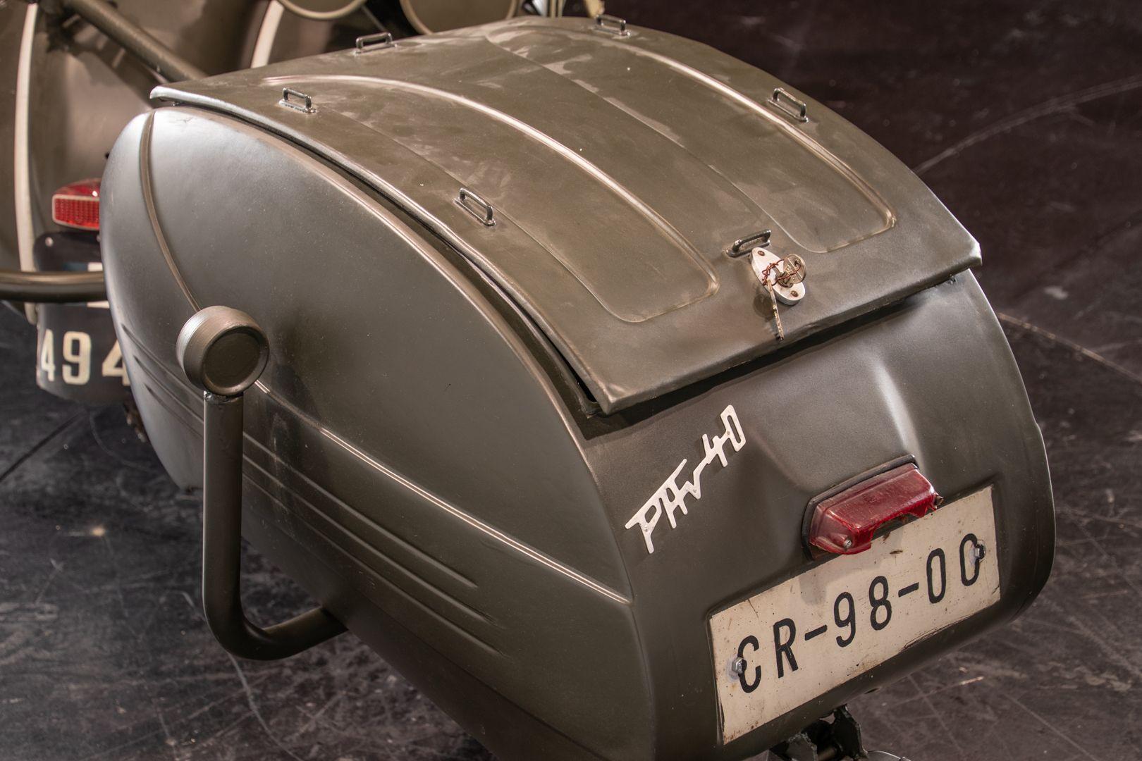 1956 Piaggio Vespa 150 TAP Militare 35236