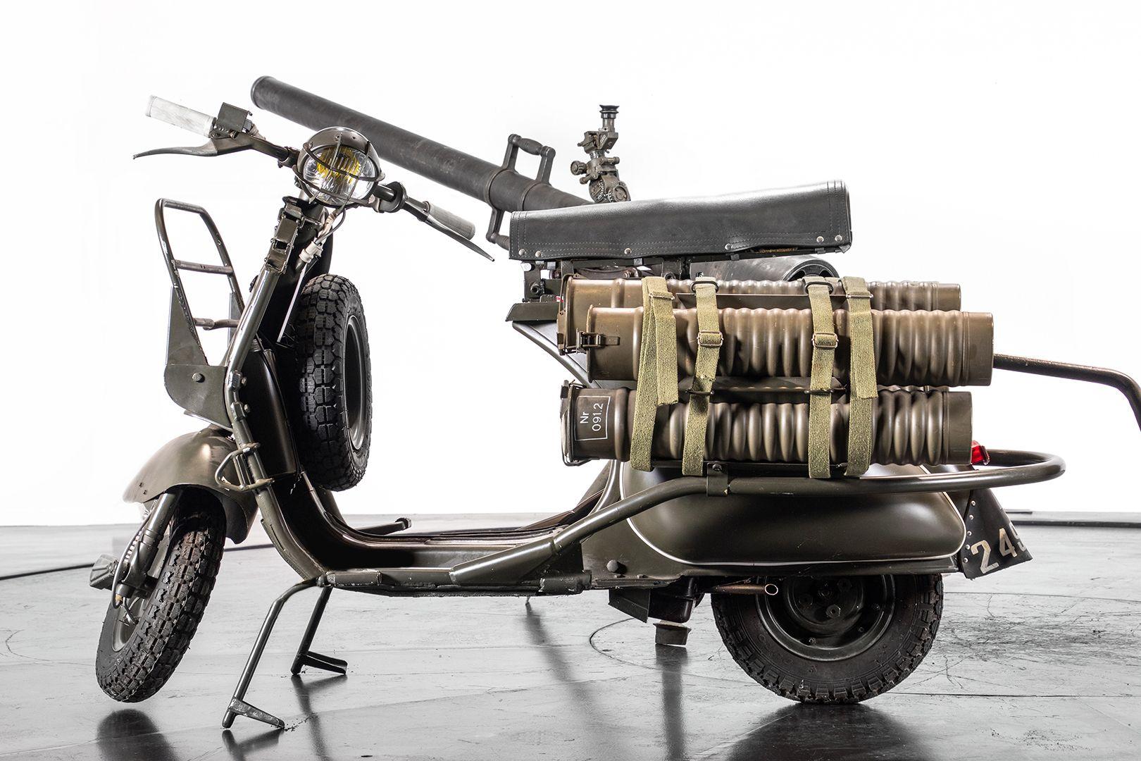 1956 Piaggio Vespa 150 TAP Militare 35399