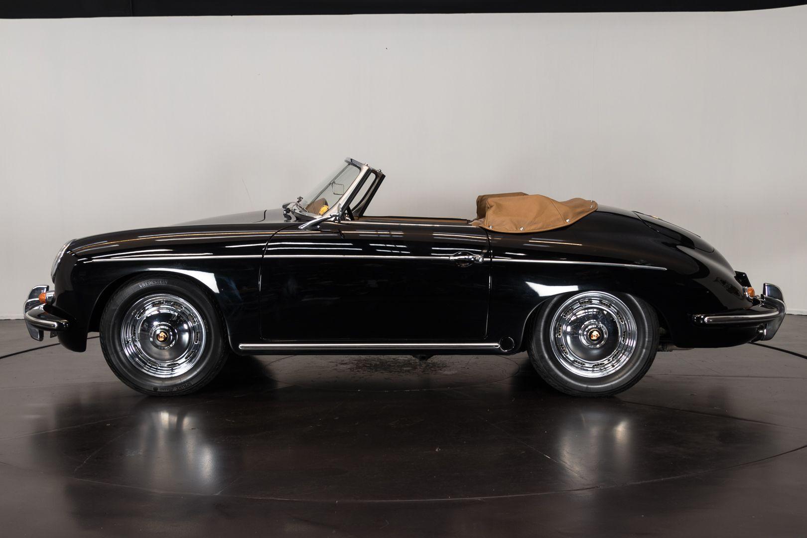 1960 Porsche 356 B (T5) Roadster 14228