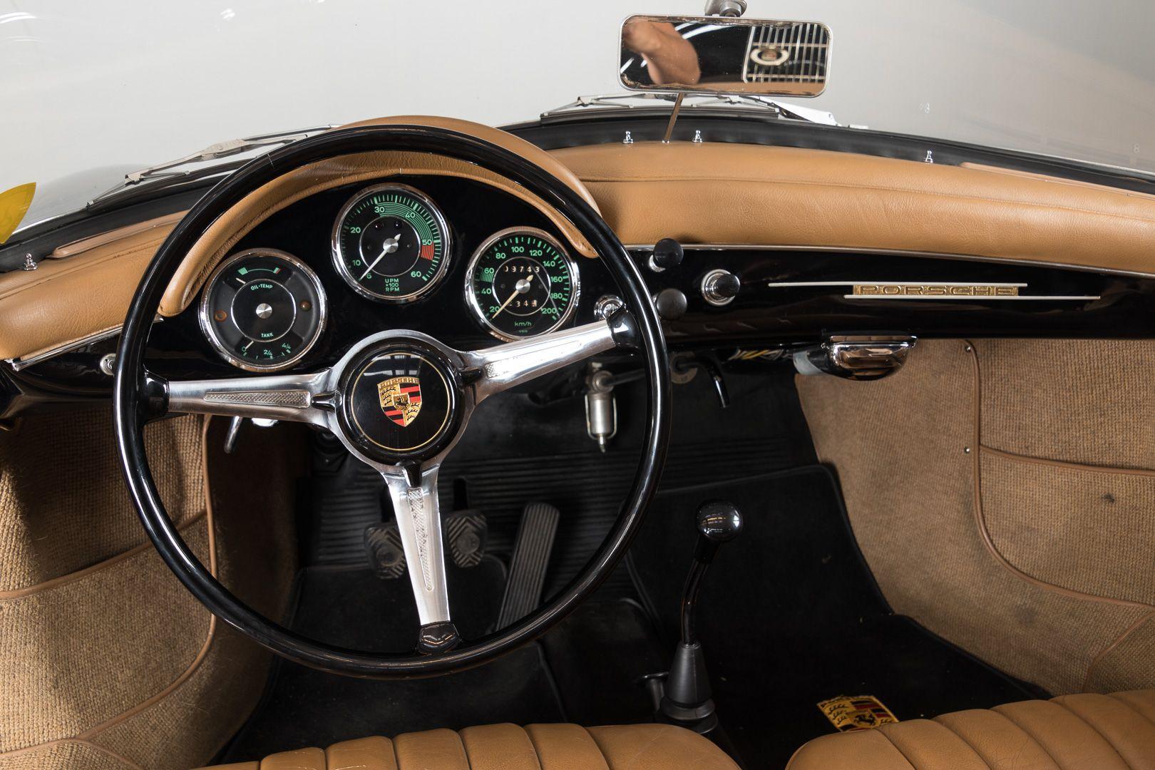 1960 Porsche 356 B (T5) Roadster 14239