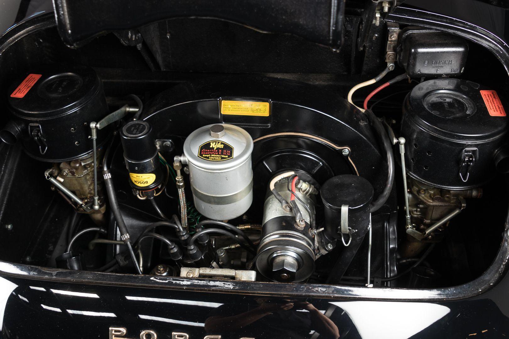 1960 Porsche 356 B (T5) Roadster 14242