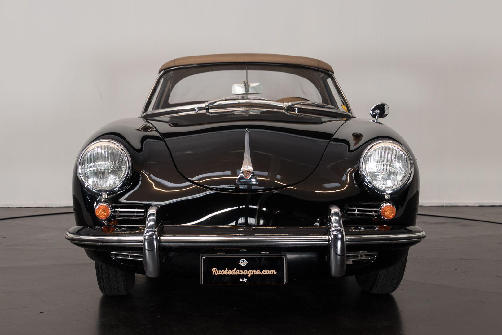 1960 Porsche 356 B (T5) Roadster 14229