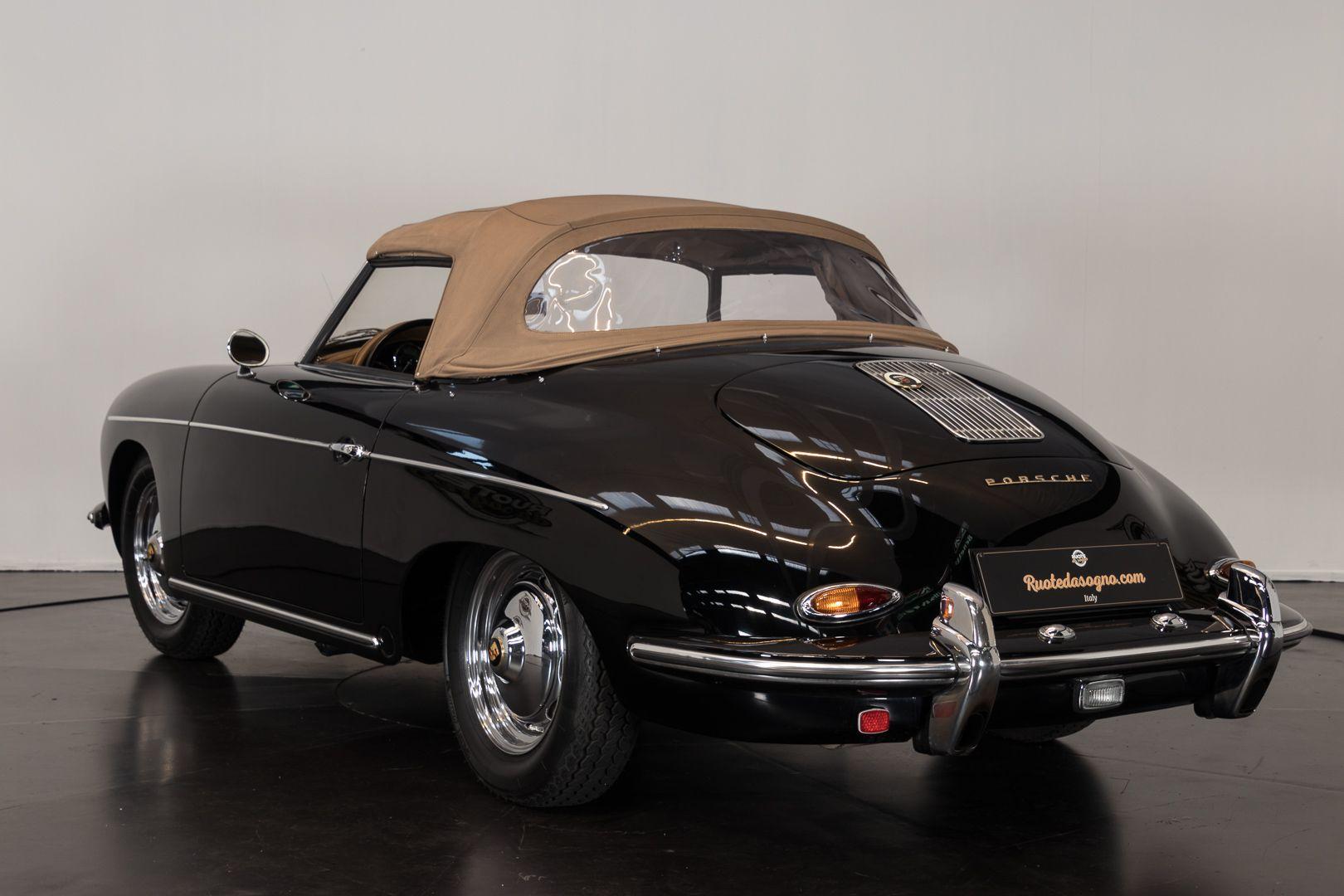 1960 Porsche 356 B (T5) Roadster 14231