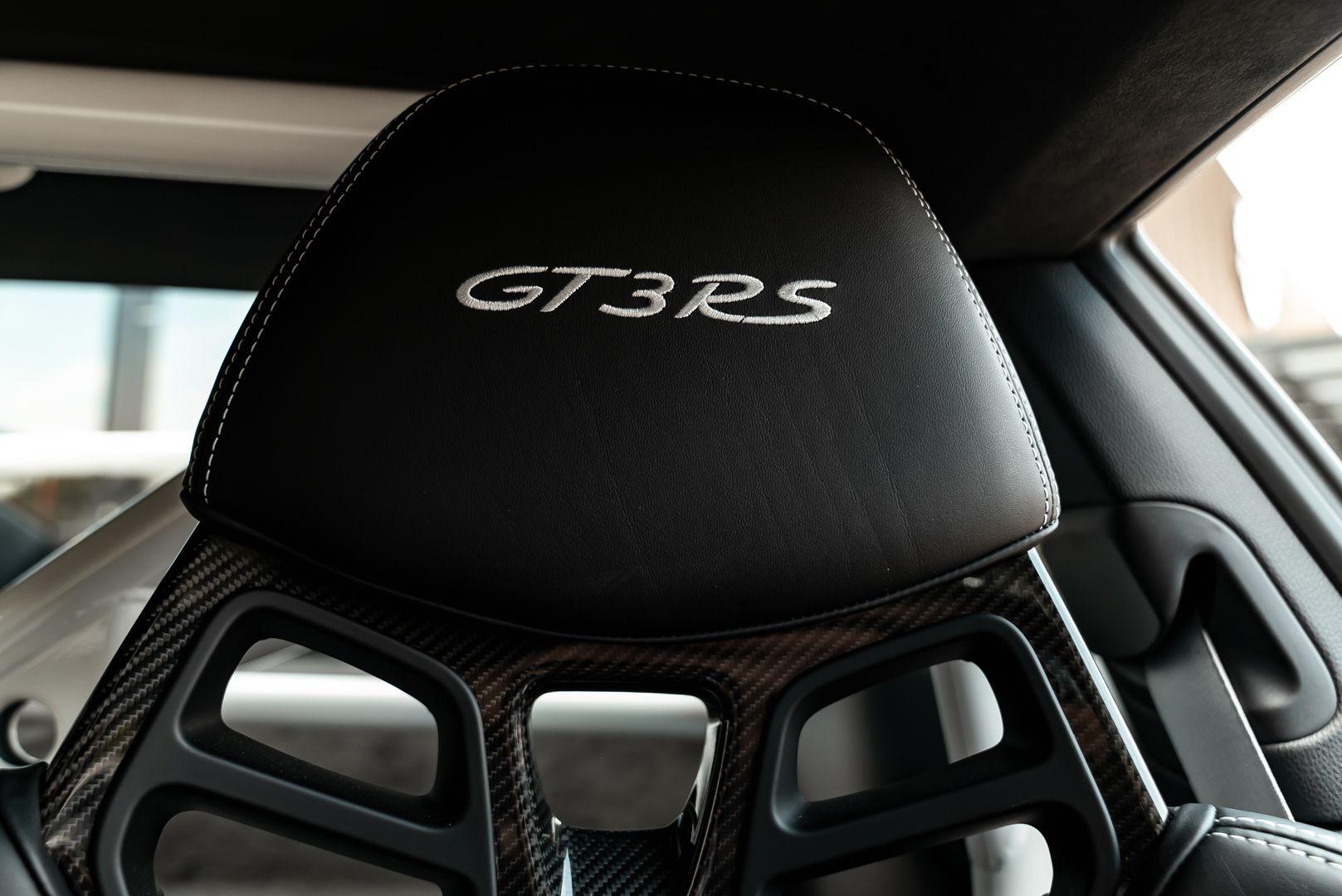 2016 Porsche 911 GT3 RS 78478