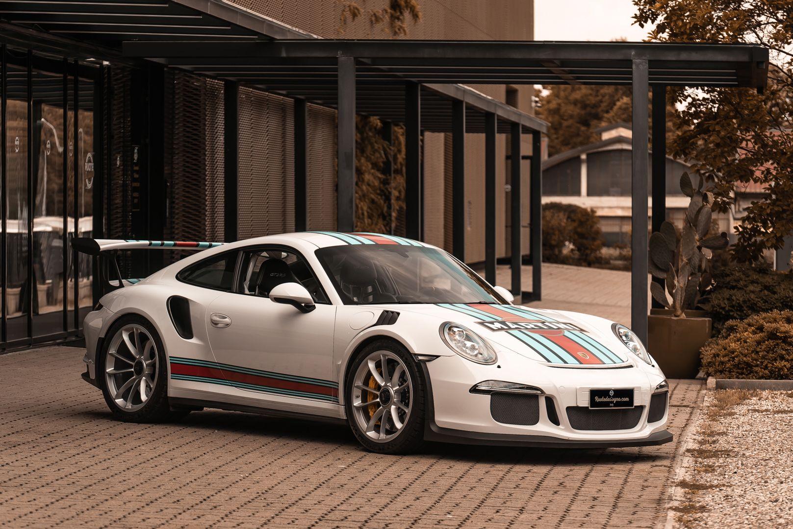 2016 Porsche 911 GT3 RS 78417