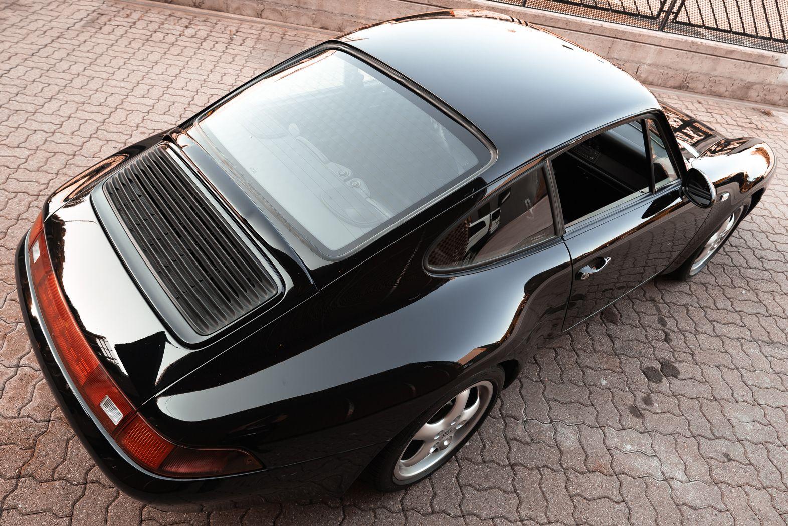 1994 Porsche 993 Carrera 3.6 78672