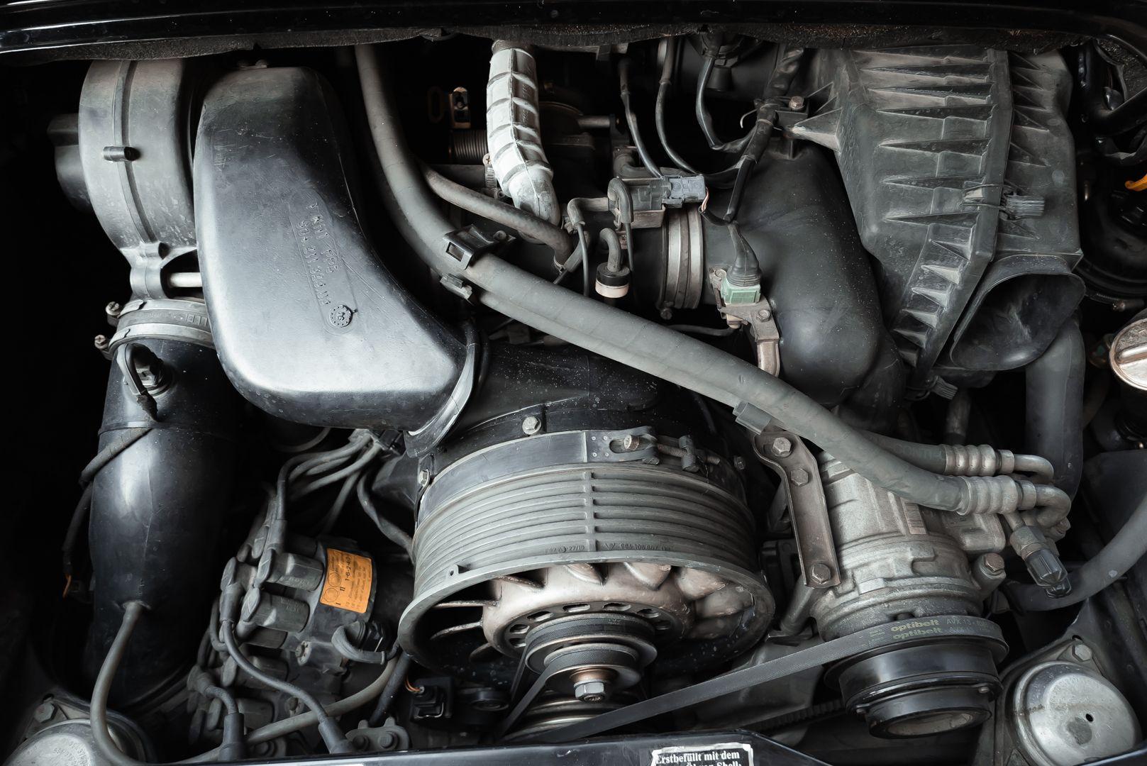 1994 Porsche 993 Carrera 3.6 78700