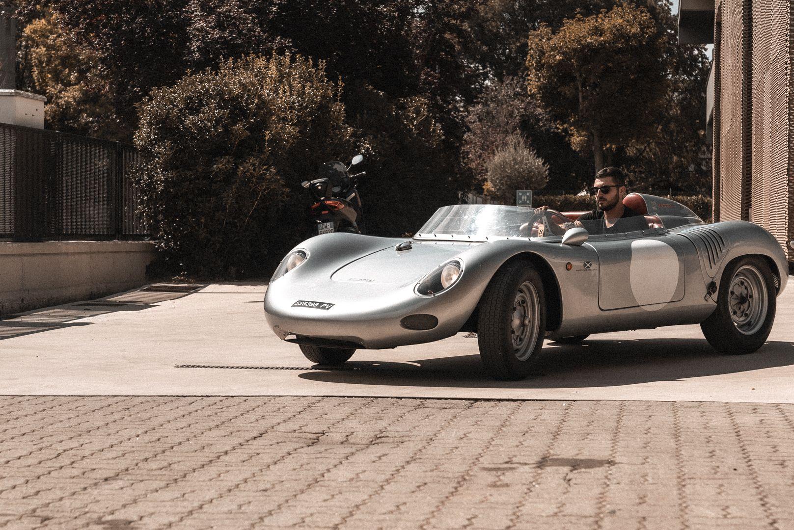 1976 Porsche 718 Replica CG Safari GP Sport 80328