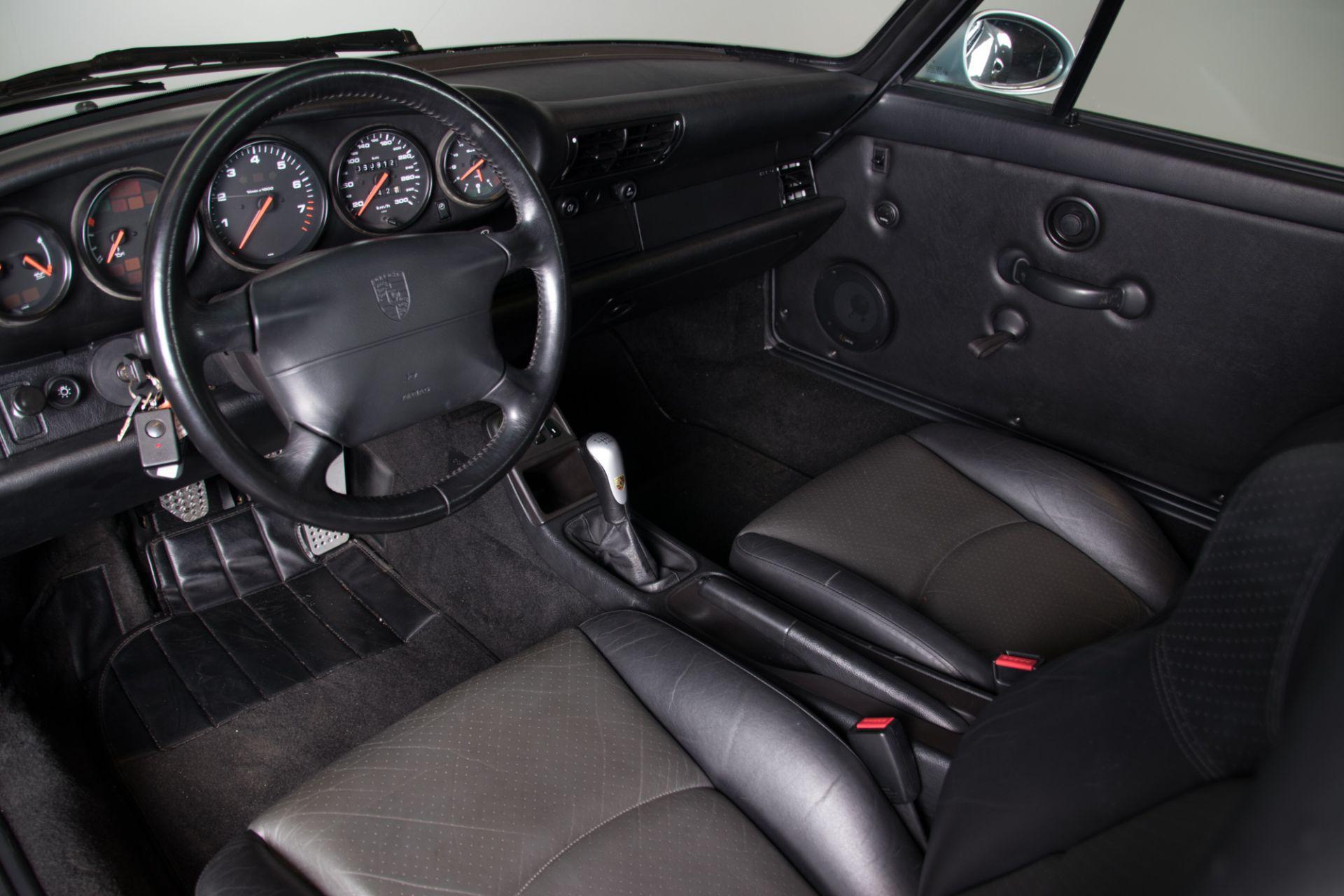 1995 Porsche 993 Carrera RS 4861