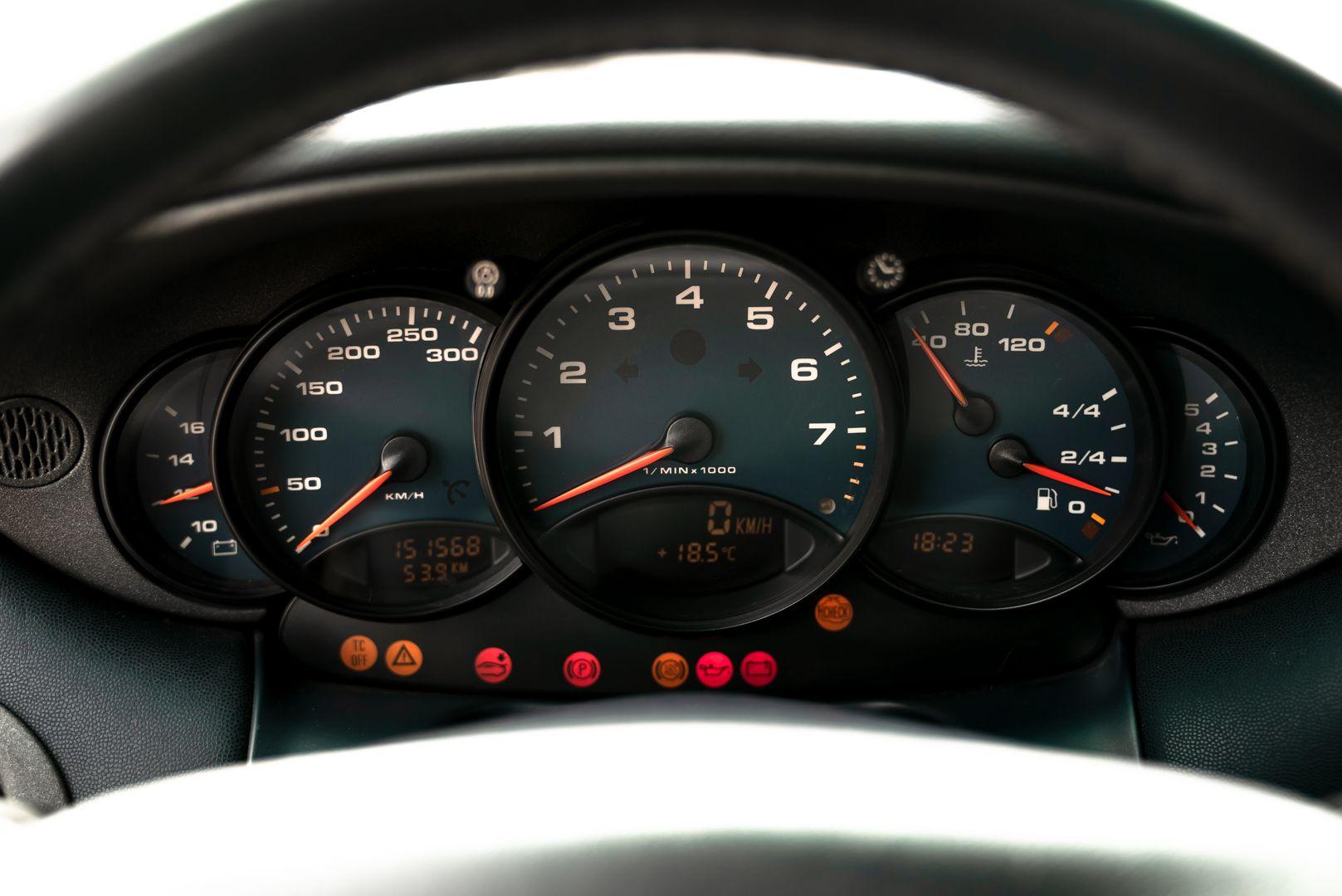 1999 Porsche 996 Carrera Coupè 69254