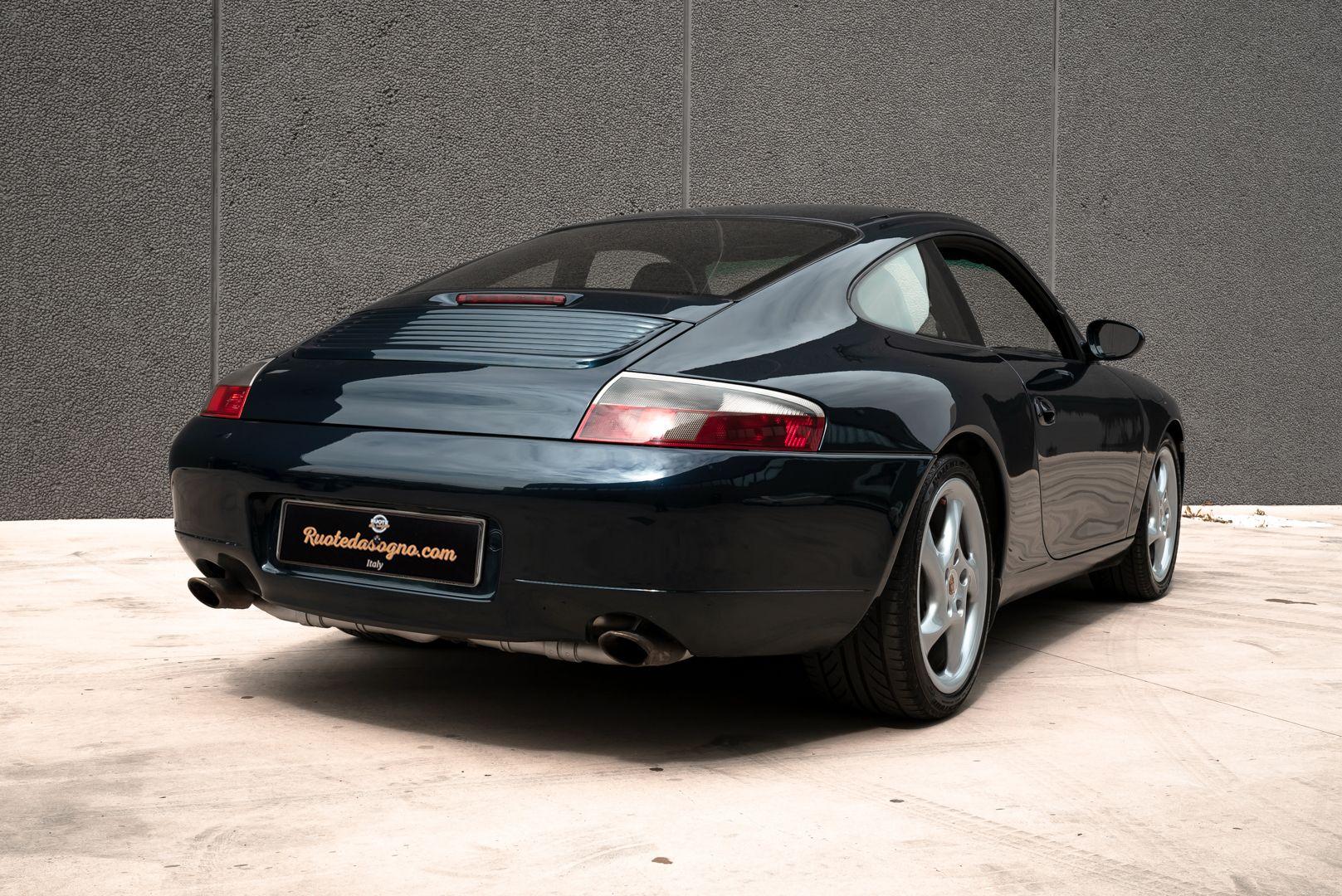 1999 Porsche 996 Carrera Coupè 69225