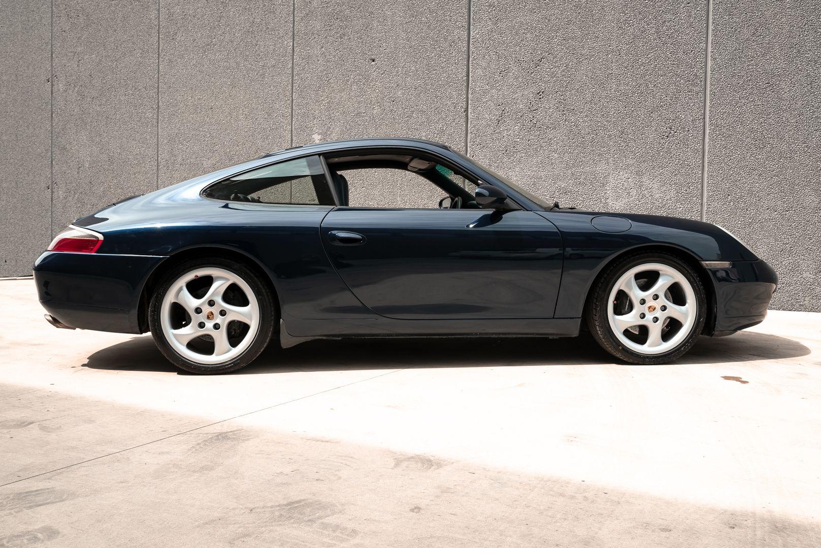 1999 Porsche 996 Carrera Coupè 69221