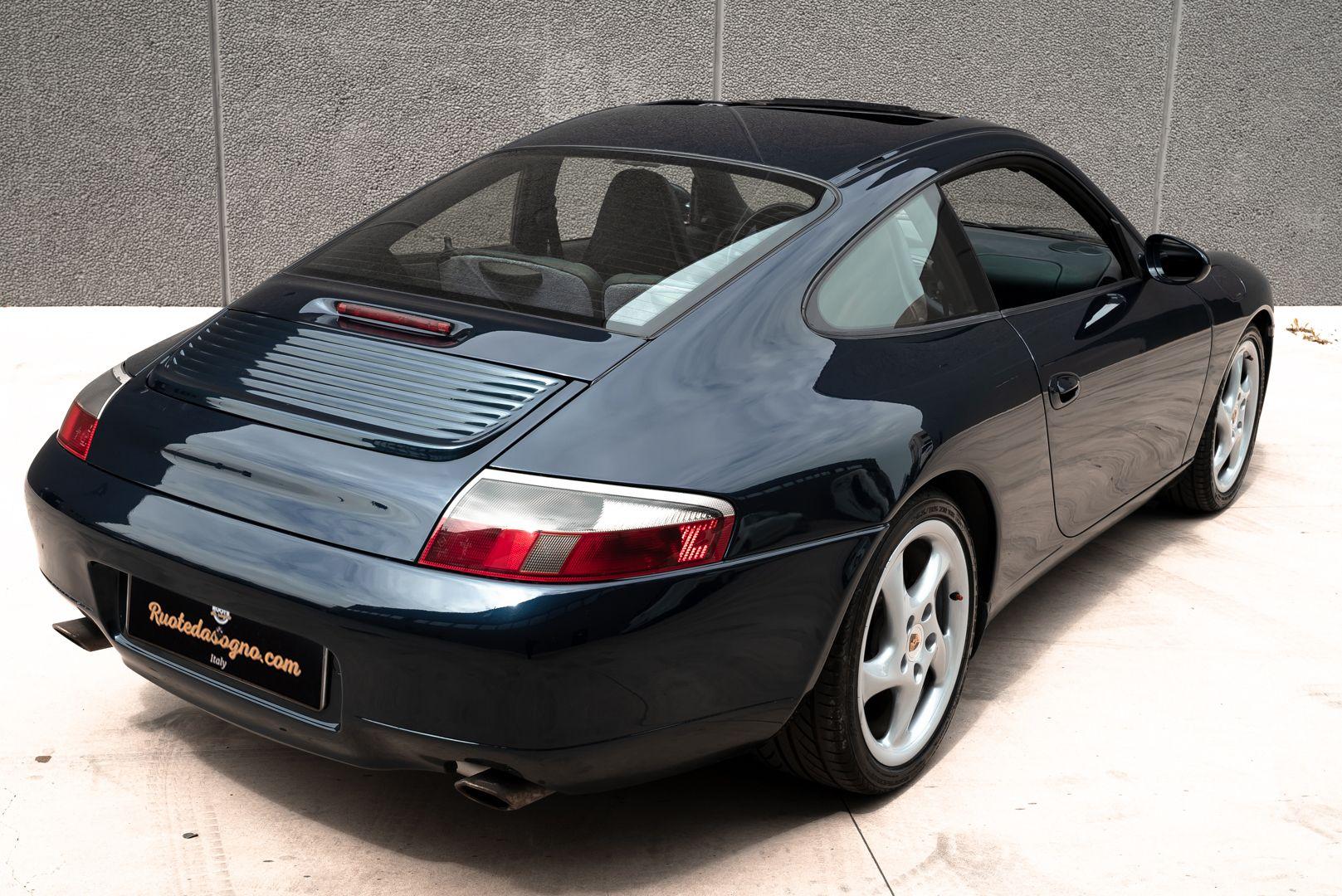 1999 Porsche 996 Carrera Coupè 69226
