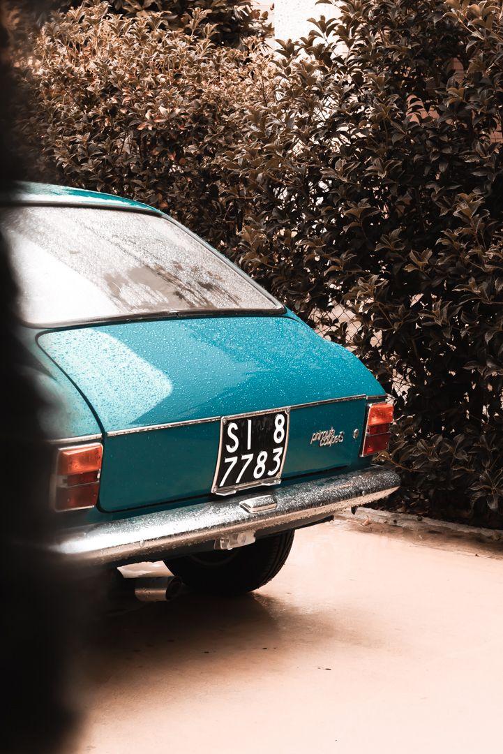 1968 Autobianchi Primula Coupé S 81059