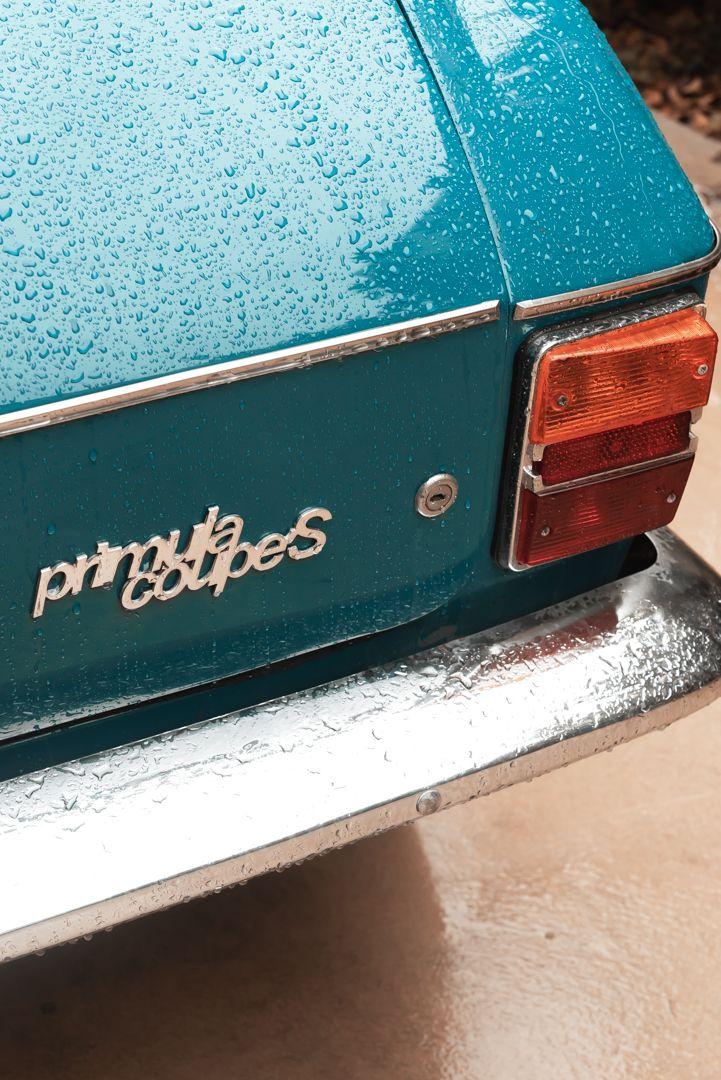 1968 Autobianchi Primula Coupé S 81066