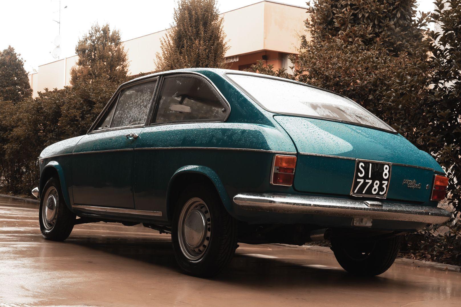 1968 Autobianchi Primula Coupé S 81068