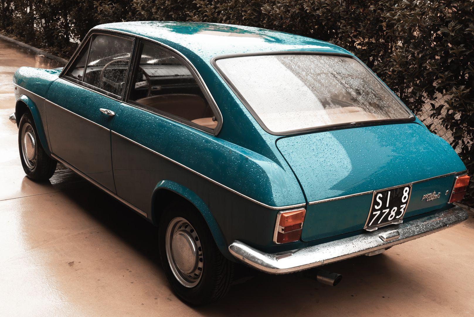 1968 Autobianchi Primula Coupé S 81069