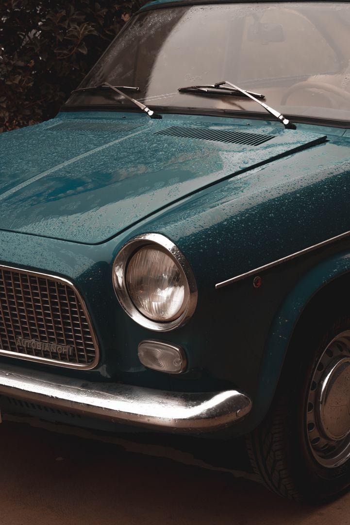 1968 Autobianchi Primula Coupé S 81071