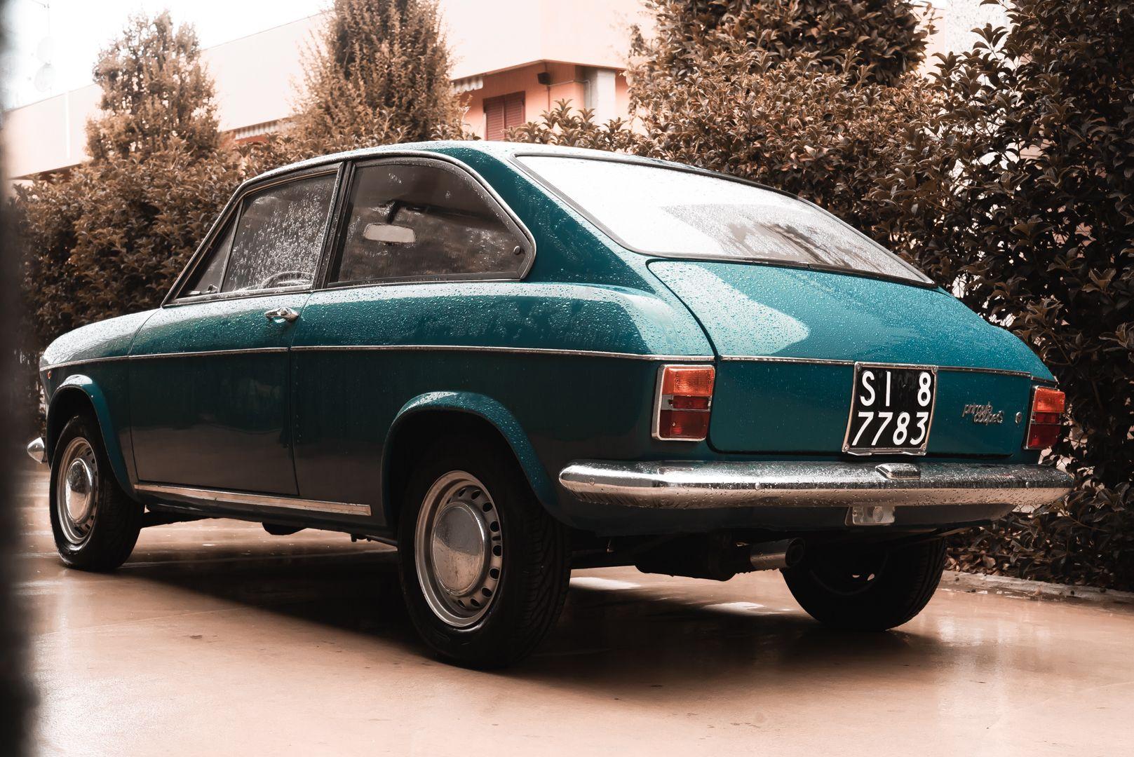 1968 Autobianchi Primula Coupé S 81060