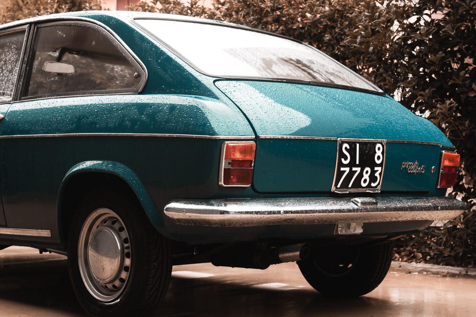 1968 Autobianchi Primula Coupé S 81061