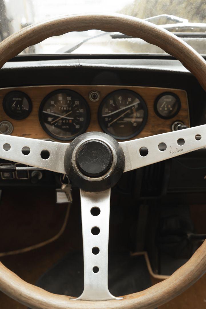 1968 Autobianchi Primula Coupé S 81083