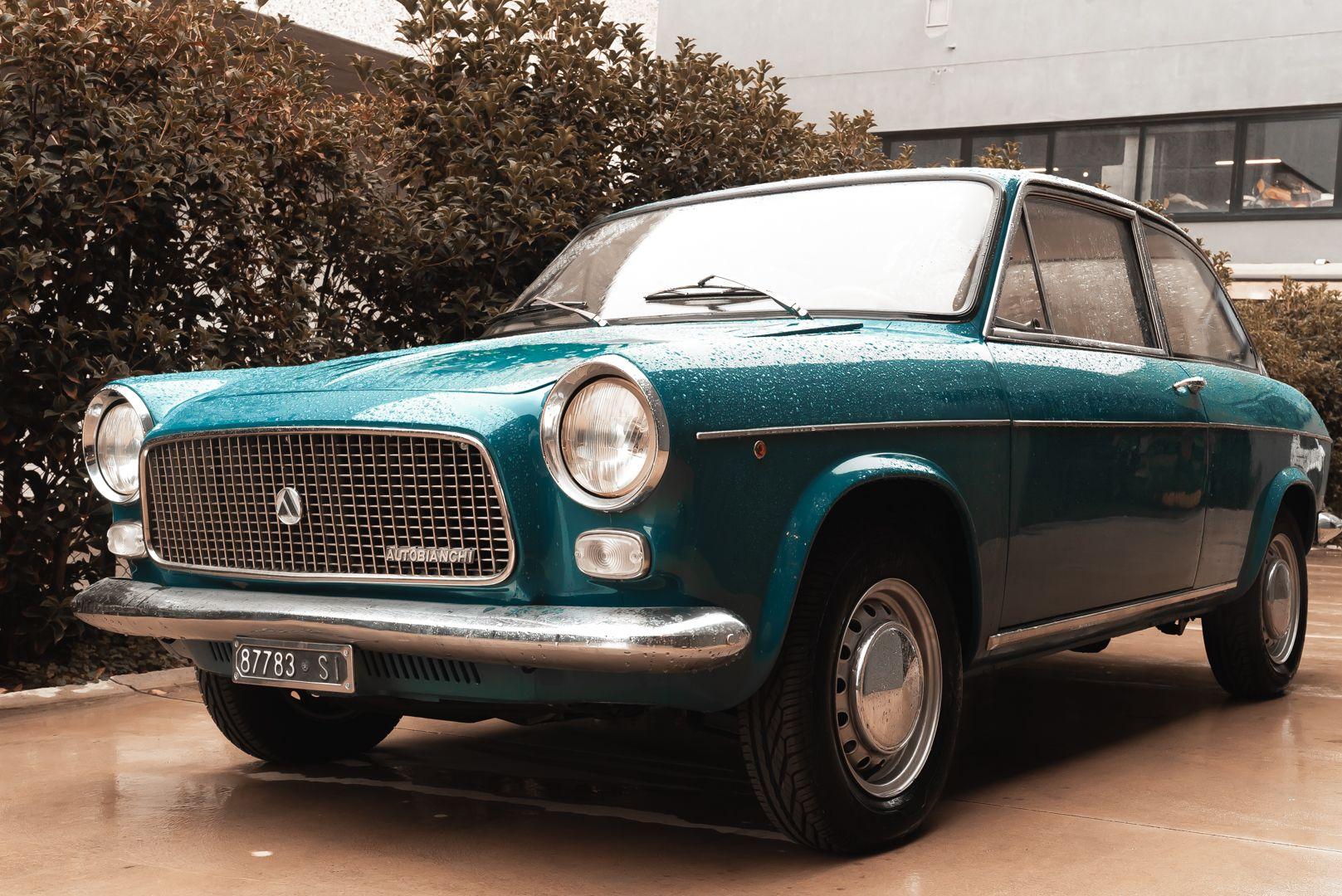 1968 Autobianchi Primula Coupé S 81062