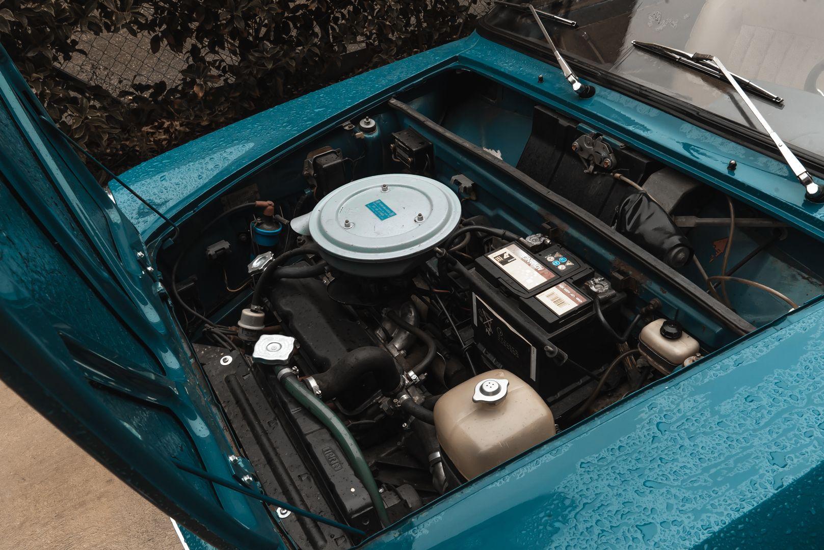 1968 Autobianchi Primula Coupé S 81097