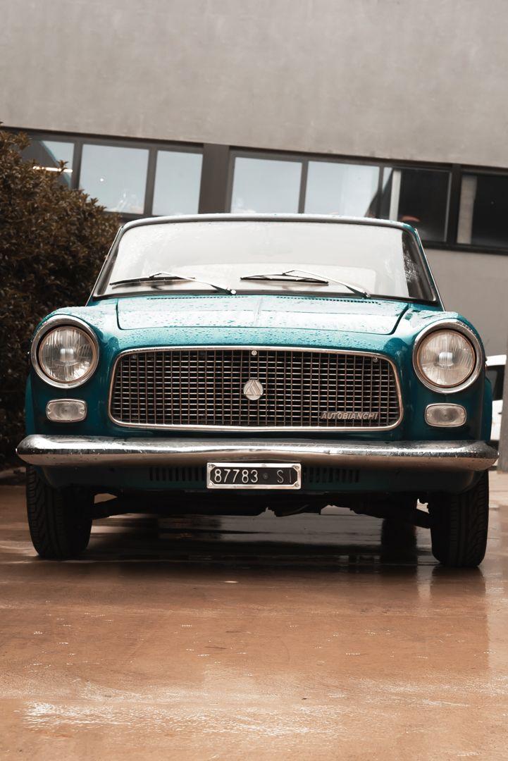 1968 Autobianchi Primula Coupé S 81063