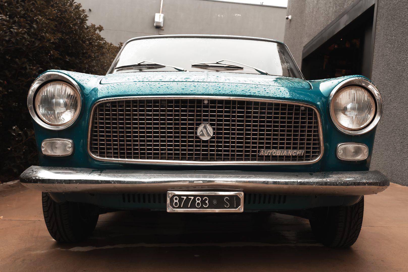 1968 Autobianchi Primula Coupé S 81064