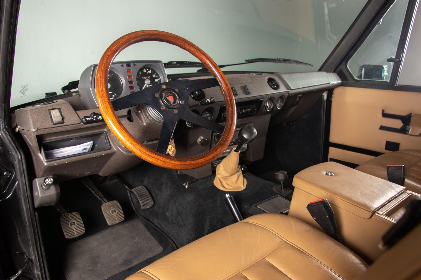 "1979 Range Rover II° serie Cabriolet ""Pavesi""  22917"