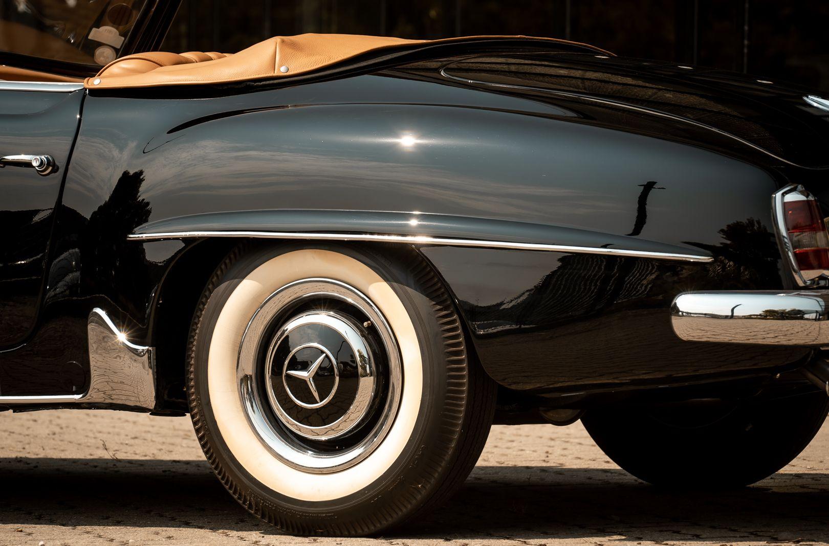 1961 Mercedes-Benz 190 SL 73853