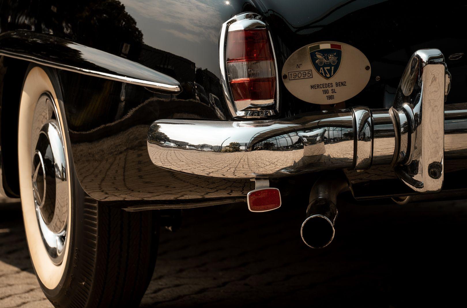 1961 Mercedes-Benz 190 SL 73852