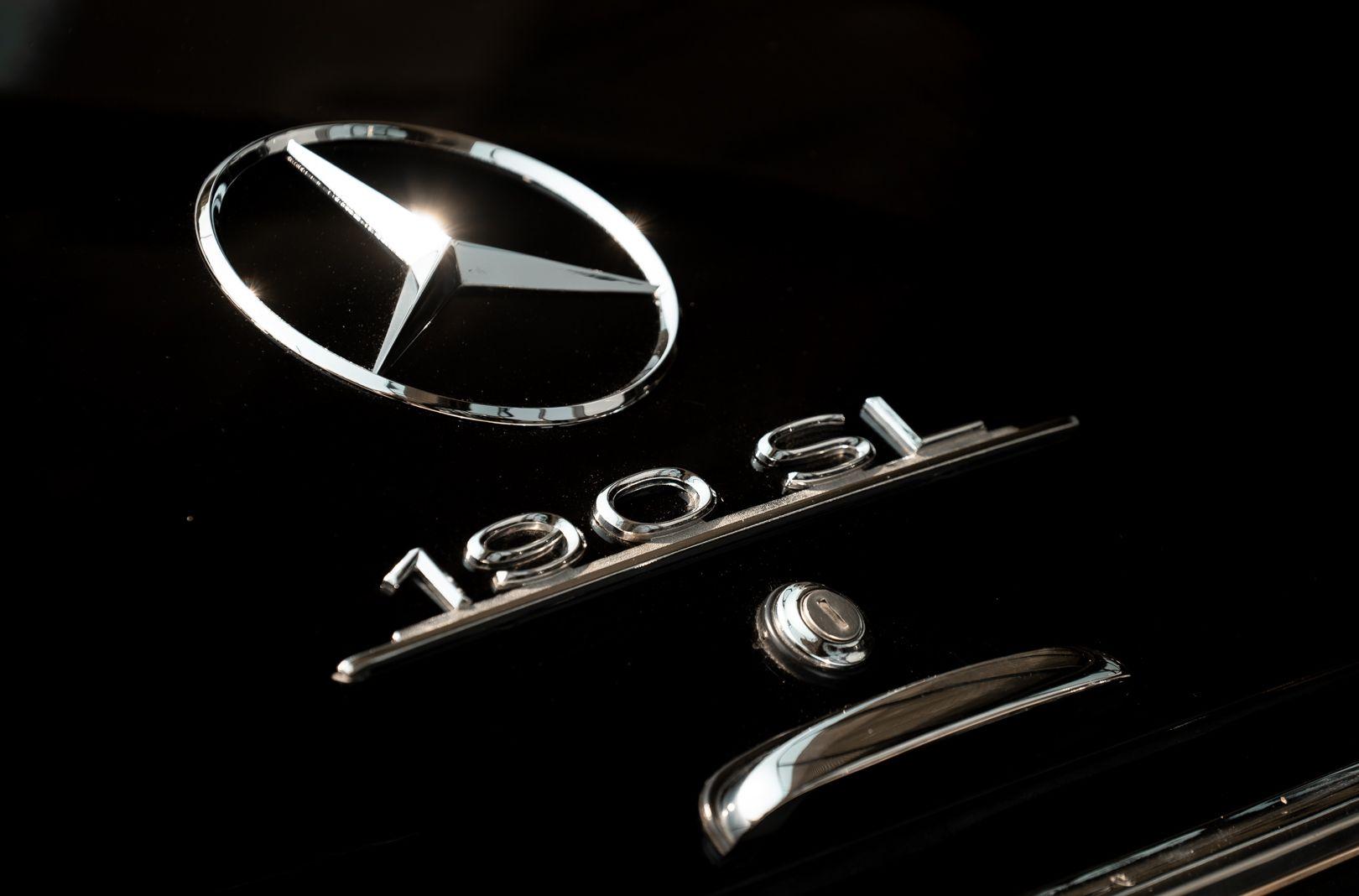 1961 Mercedes-Benz 190 SL 73872