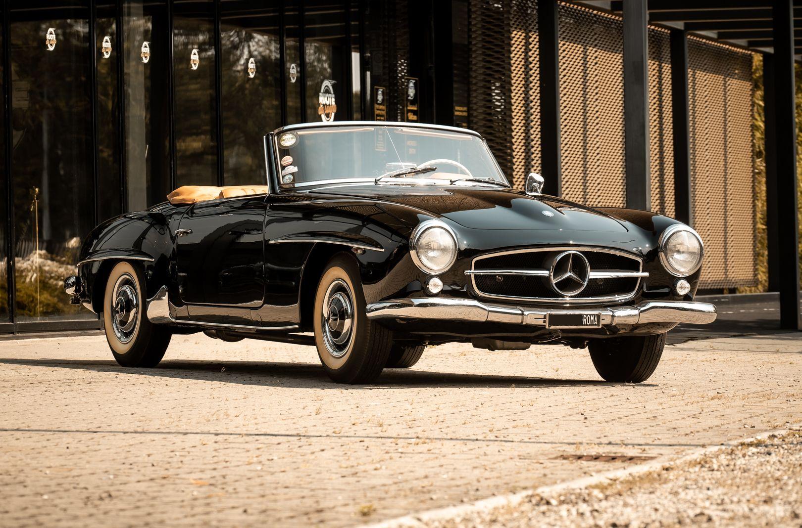 1961 Mercedes-Benz 190 SL 73836
