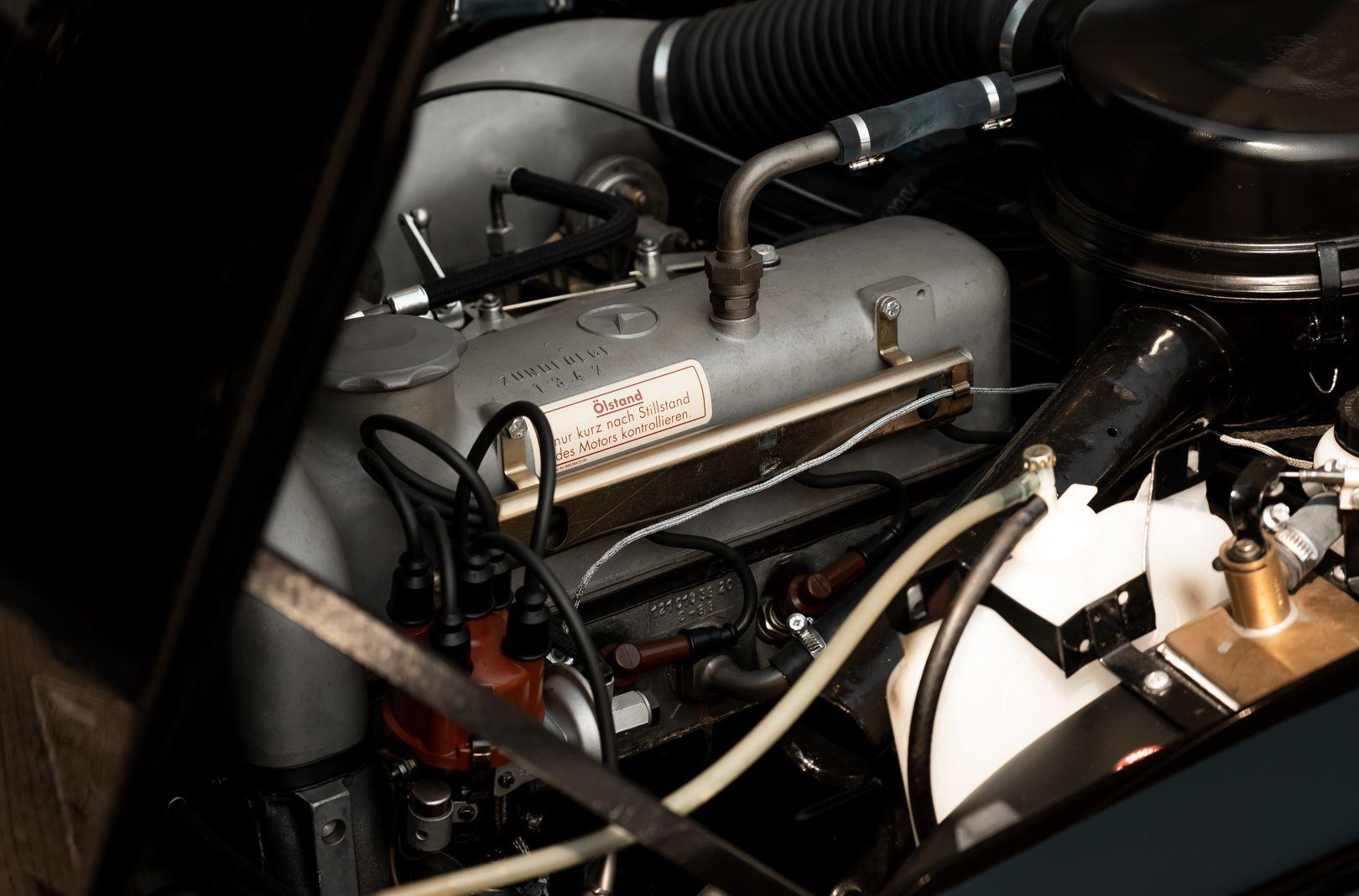 1961 Mercedes-Benz 190 SL 73882
