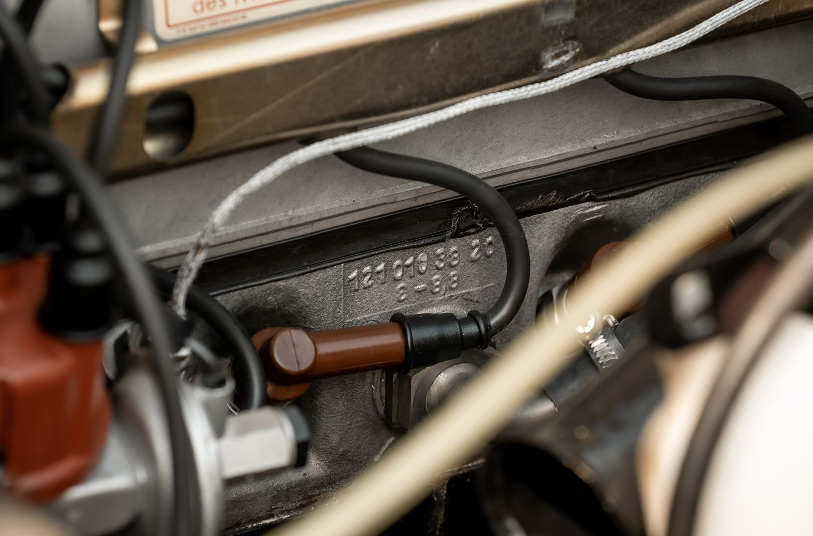 1961 Mercedes-Benz 190 SL 73881