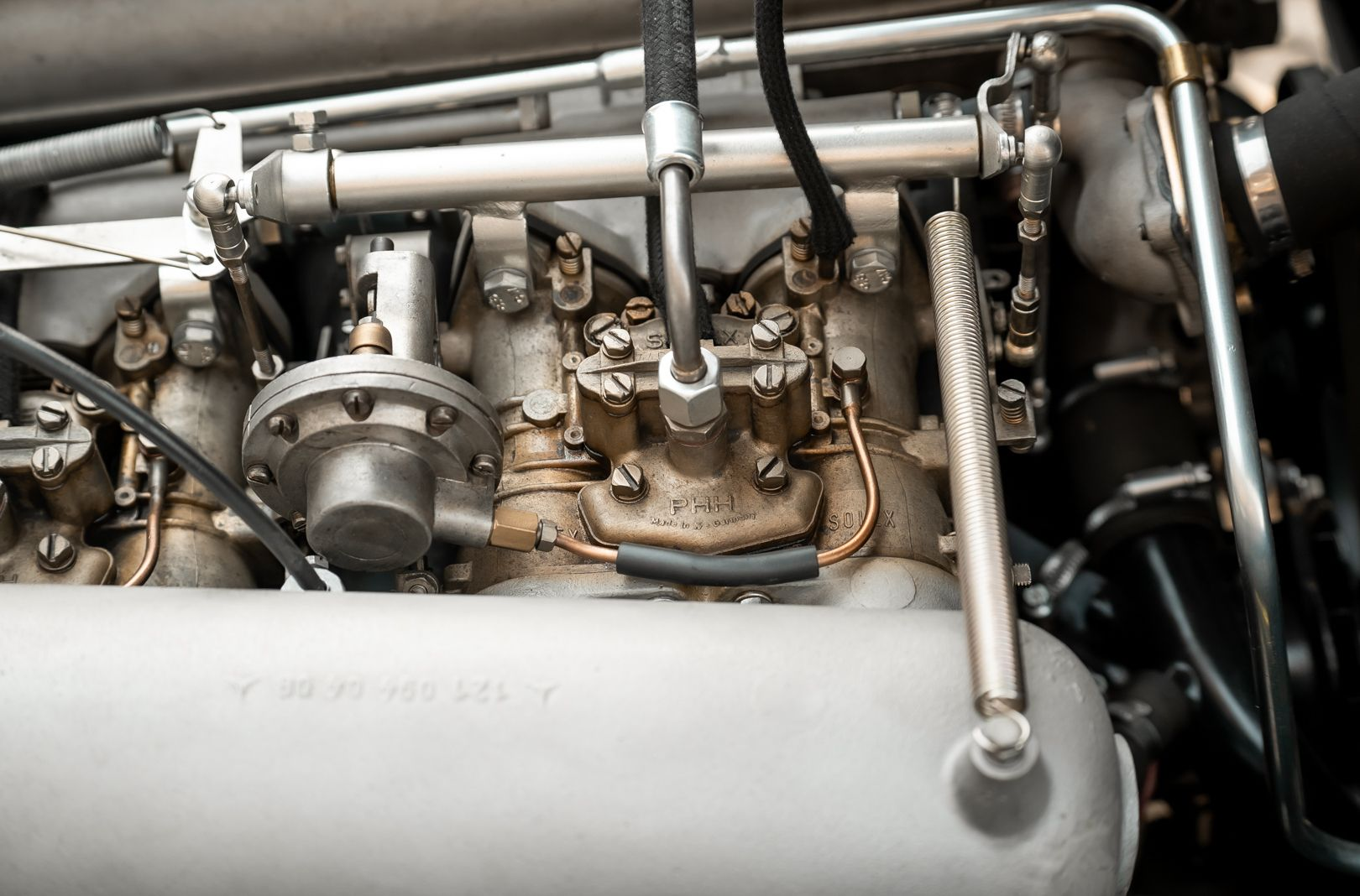 1961 Mercedes-Benz 190 SL 73883