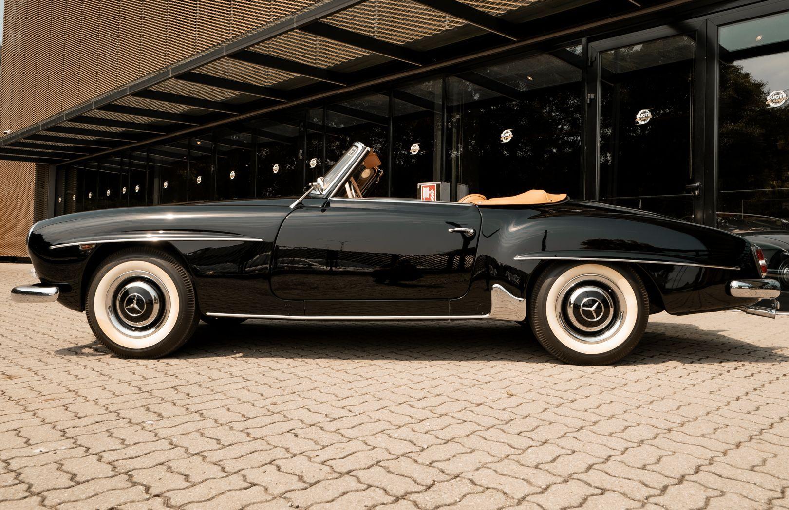 1961 Mercedes-Benz 190 SL 73849