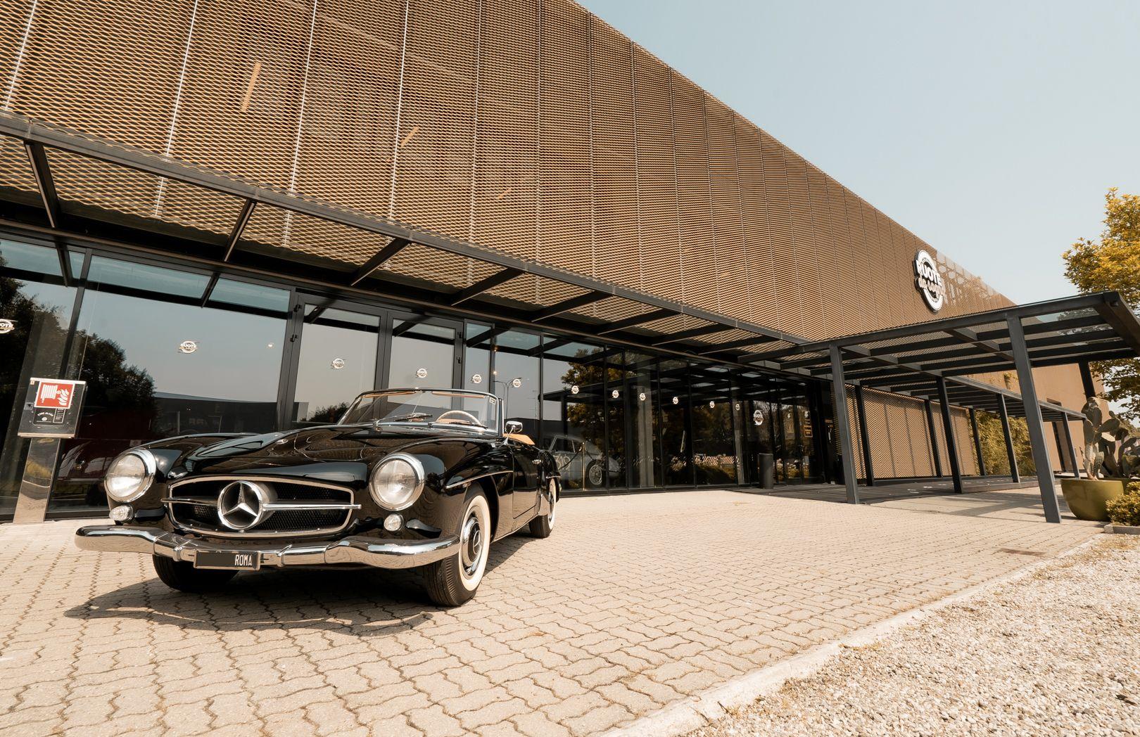 1961 Mercedes-Benz 190 SL 73844