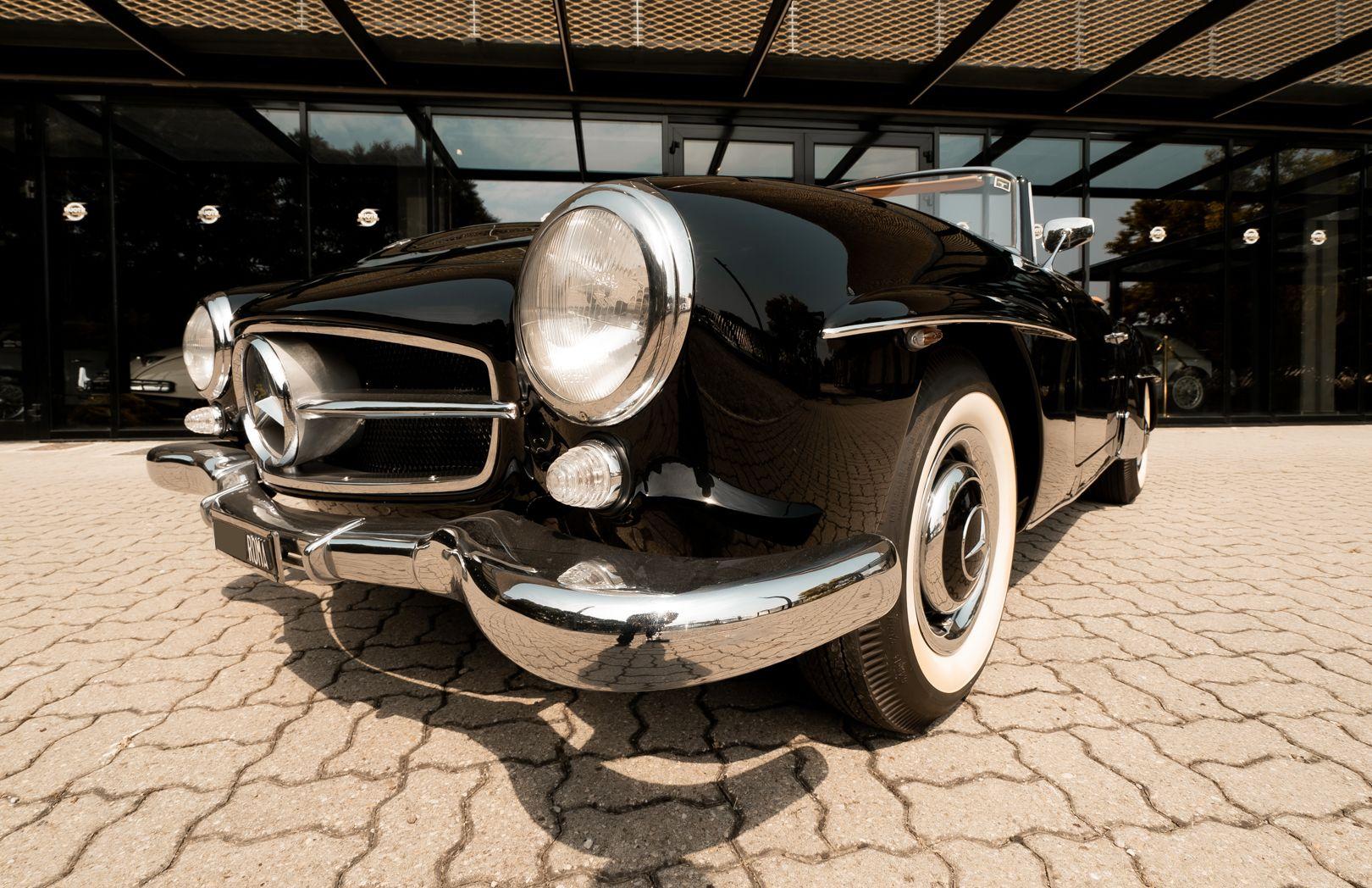 1961 Mercedes-Benz 190 SL 73843