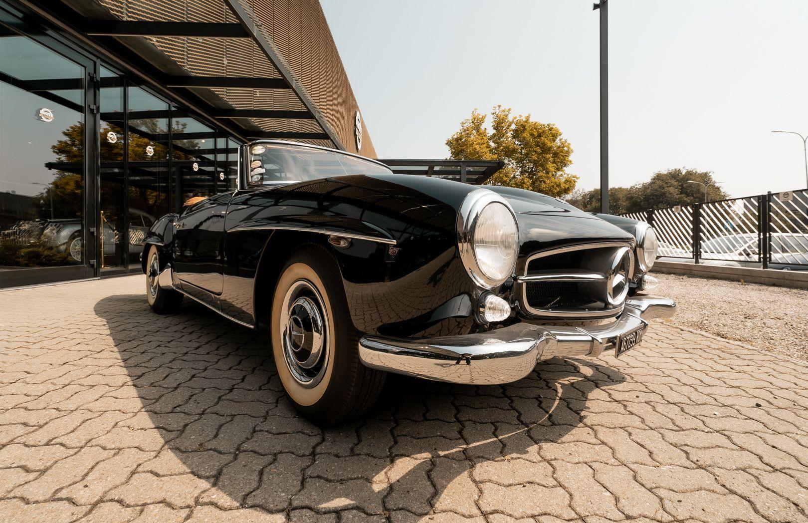 1961 Mercedes-Benz 190 SL 73842