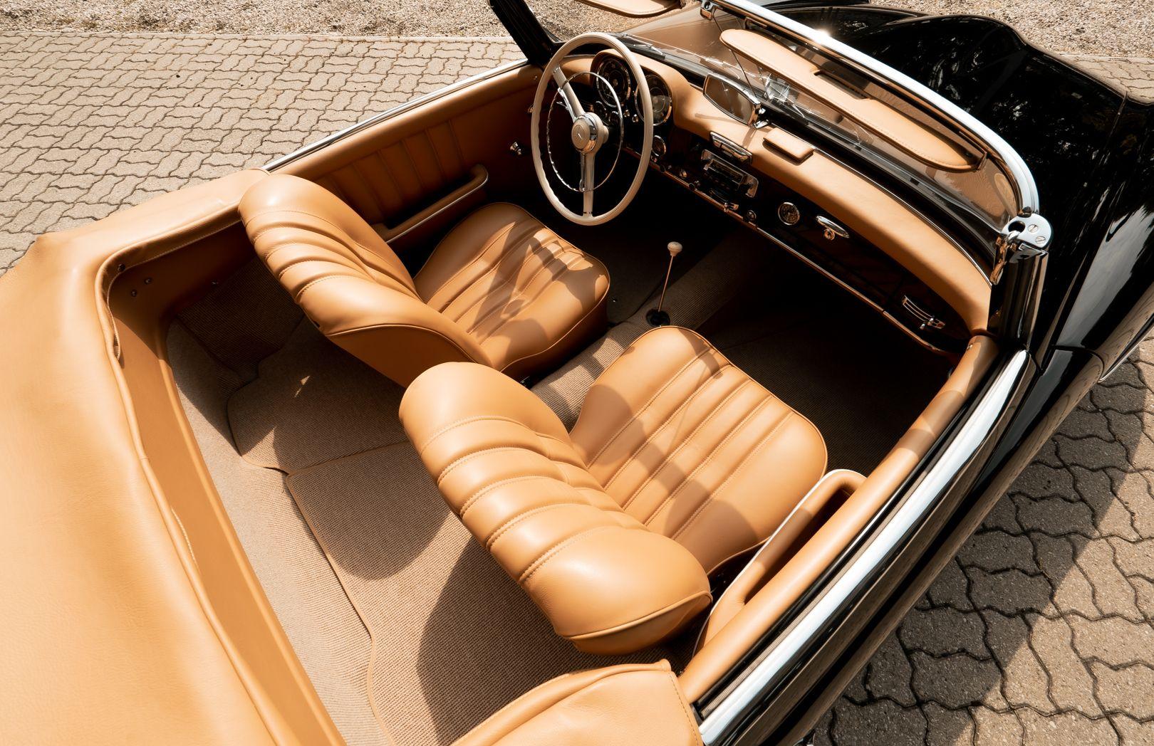 1961 Mercedes-Benz 190 SL 73855