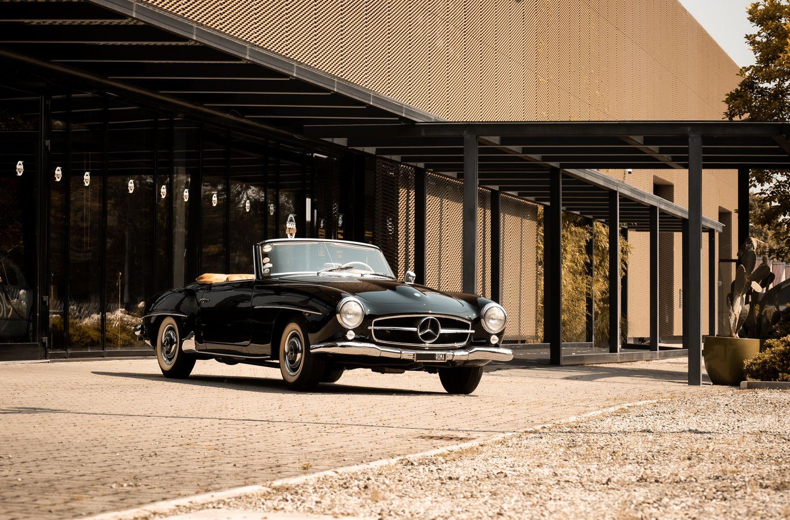 1961 Mercedes-Benz 190 SL 73840