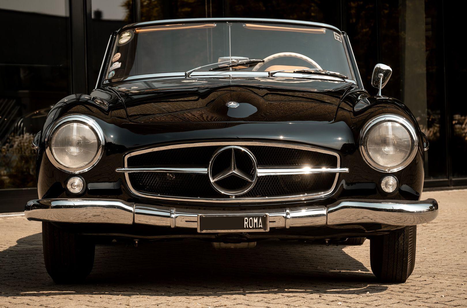1961 Mercedes-Benz 190 SL 73845